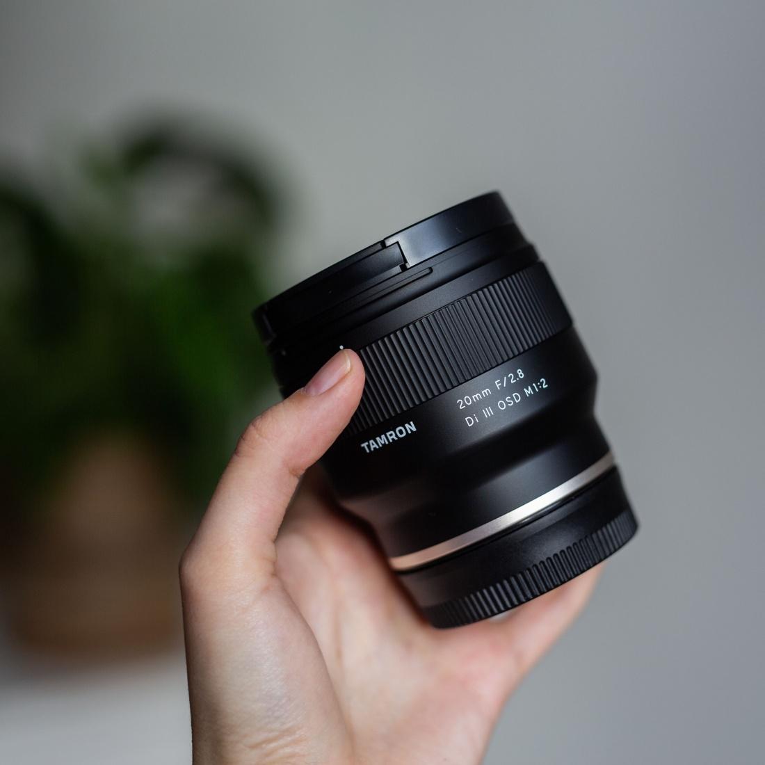 tamron 20mm f/2.8