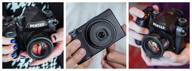 Ricoh teatas tarkvarauuendustest GR III, Pentax K-1 ning K-1 Mark II digikaameratele