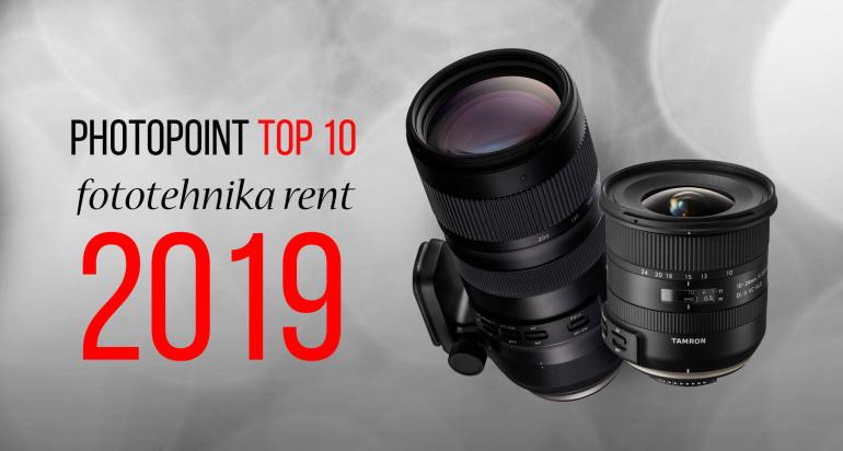 Photopointi TOP 10 – need olid 2019. aastal enim renditud tooted