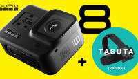 Seikle ja jaga – GoPro HERO8 Black ostul saad meie poolt funktsionaalse kingituse