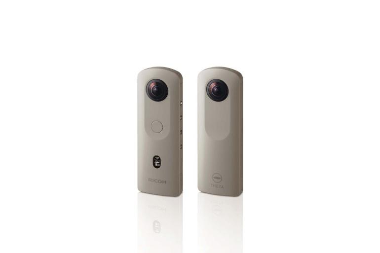 Ricoh toob turule äriettevõtetele disainitud sfäärilise kaamera RICOH THETASC2 for Business
