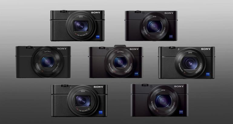 Milline Sony RX100-seeria kompaktkaamera Sulle sobib?