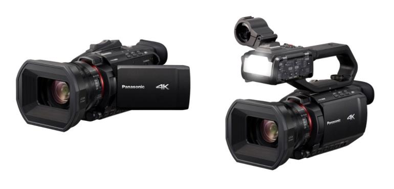 Uued kompaktsed Panasonic videokaamerad HC-X1500E ja HC-X2000E on nüüd saadaval