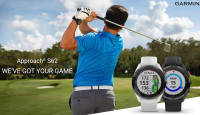 Uus Garmin Approach S62 – justament golfaritele