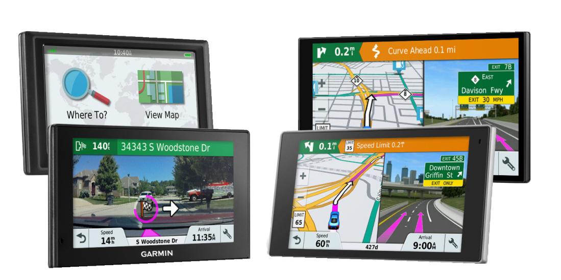 Garmin autotarvikud autokaamerad GPS navigatsiooniseadmed
