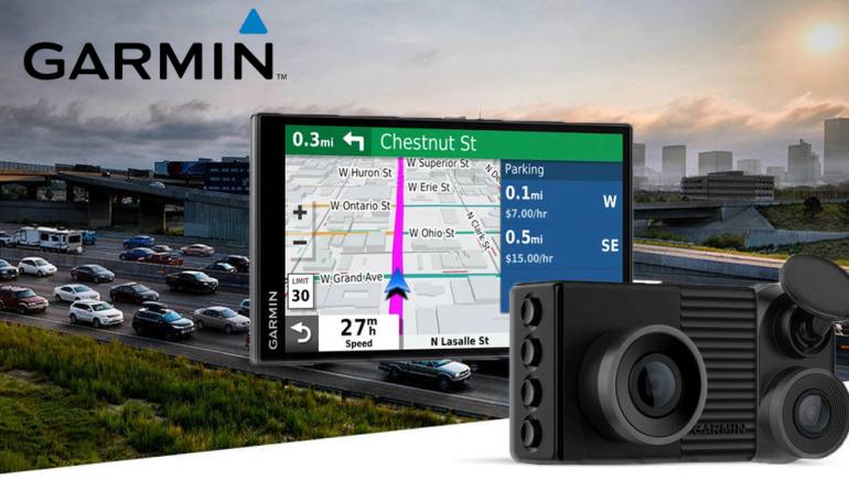 Liikle turvaliselt! Käimas on Garmin autokaamerate ja GPS-seadmete sooduskampaania
