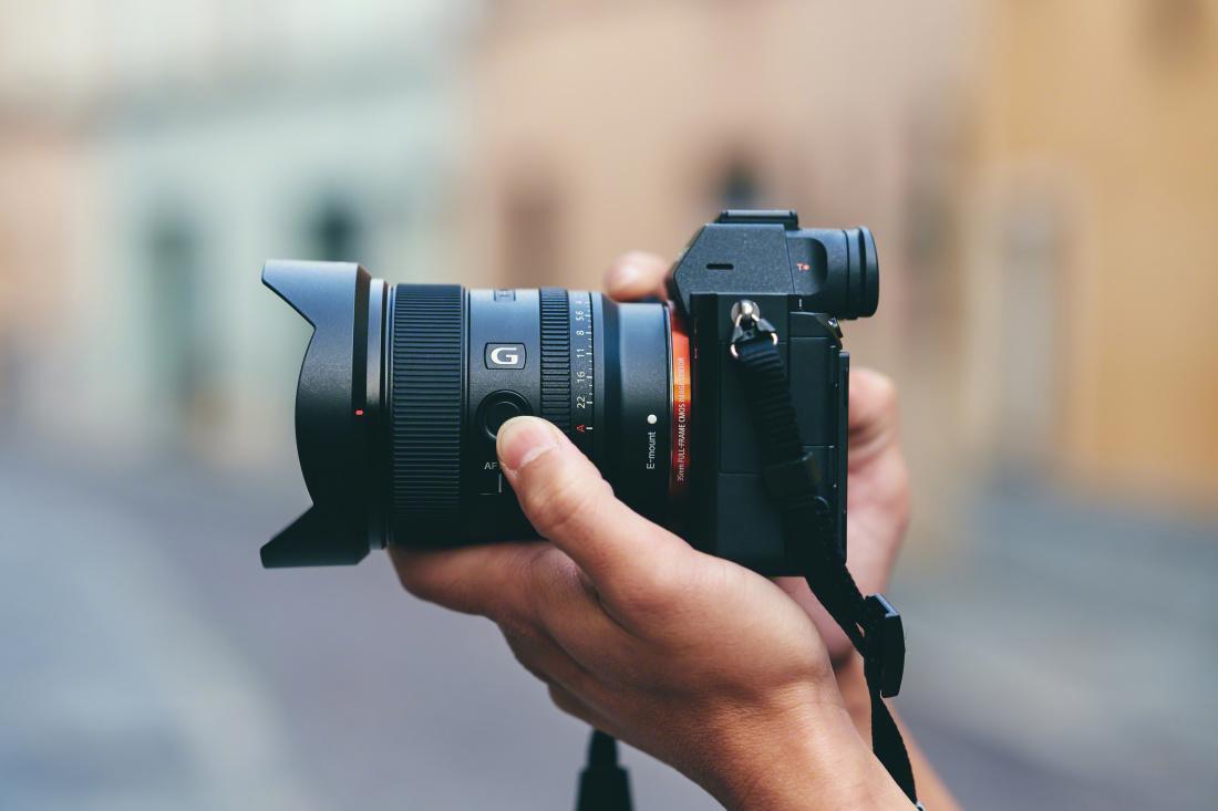 FE 20mm F 1.8 G