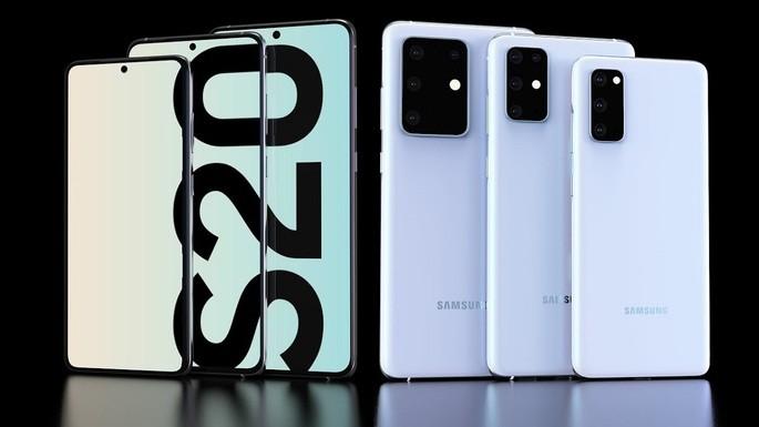 Samsung Galaxy S20 – Samsungi uus lipulaevade perekond