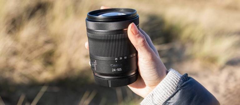 Canon toob turule soodsa RF 24-105mm f/4-7.1 IS STM objektiivi oma täiskaader hübriidkaameratele