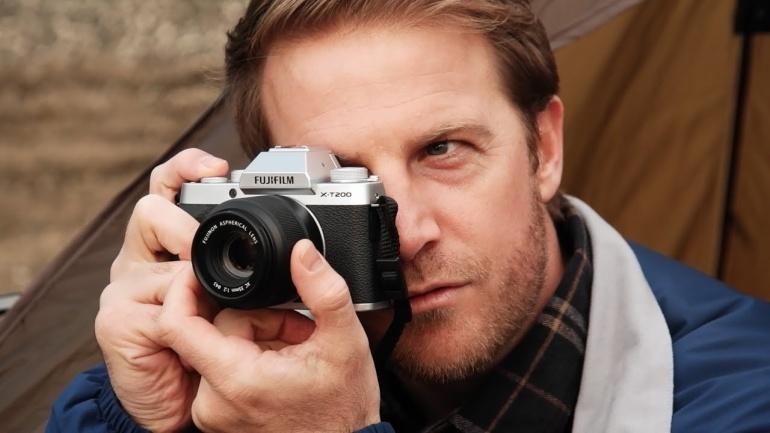 Ideaalne alustava vloggeri stardipakett: Fujifilm X-T200 Youtuber Kit