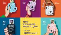 Fujifilm toob turule uue Instax Mini 11 kiirpildikaamera