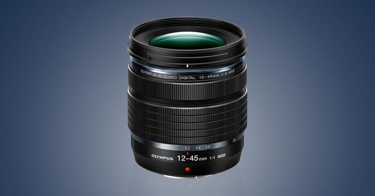 Nüüd saadaval: M.Zuiko Digital ED 12-45mm f/4 PRO objektiiv