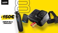 GoPro HERO8 Black erikomplekt on hetkel lausa 150€ soodsam
