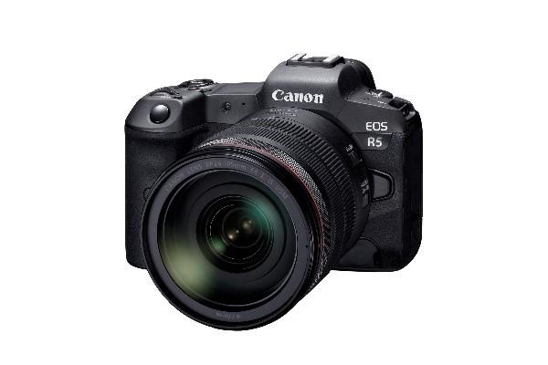 Canon avaldas mitmeid üksikasju uue EOS R5 hübriidkaamera kohta