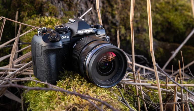 Karbist välja: Olympus OM-D E-M1 Mark III hübriidkaamera