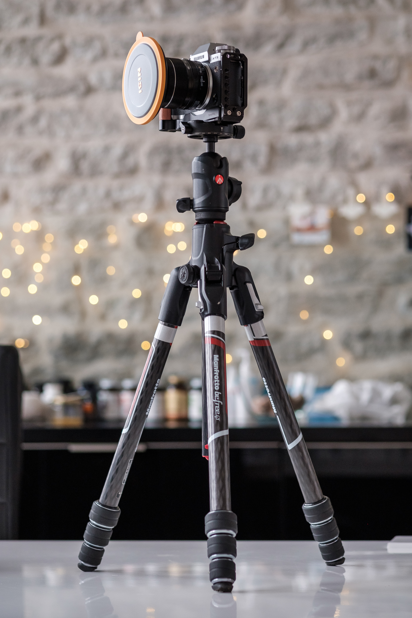 Manfrotto Befree GT XPRO statiiv