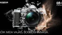 Olympus OM-D E-M5 Mark III hübriidkaamera on 100-150€ soodsam
