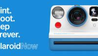 Nüüd on saadaval sinist & rohelist värvi Polaroid Now kiirpildikaamera