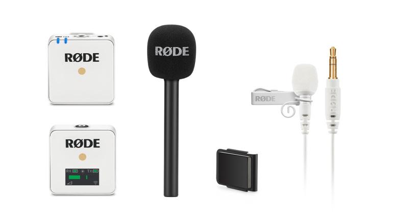 Rode Wireless GO tootevalik on laienenud valge versiooni ning uute lisatarvikute näol