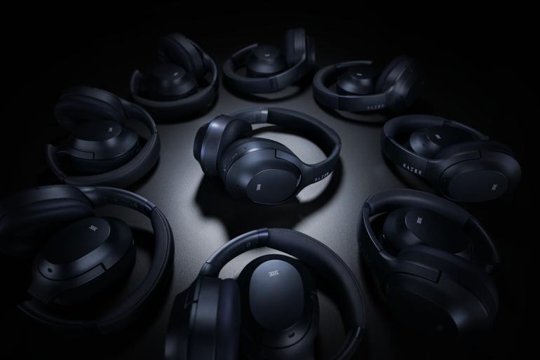 Uued Razer Opus mürasummutavad kõrvaklapid trügivad audioareenile