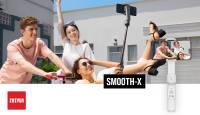 Müügile jõudis uus Zhiyun Smooth-X  kokkuvolditav videostabilisaator