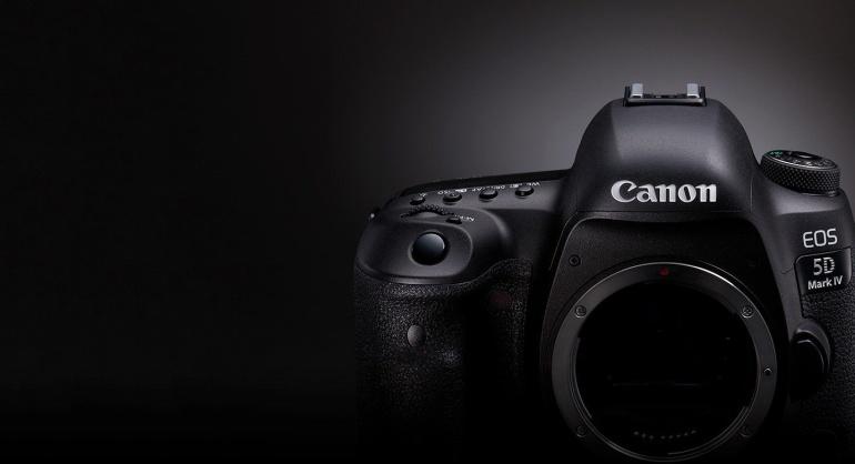 Canon EOS 5D Mark IV on müügil sõgeda soodushinnaga