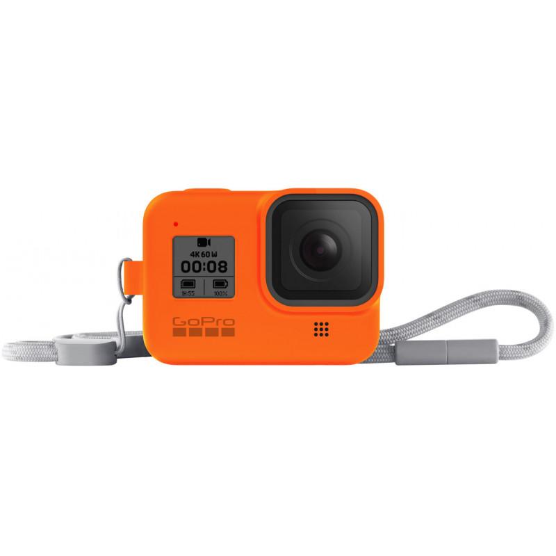 GoPro kaitseümbris + randmepael Hero8 Black