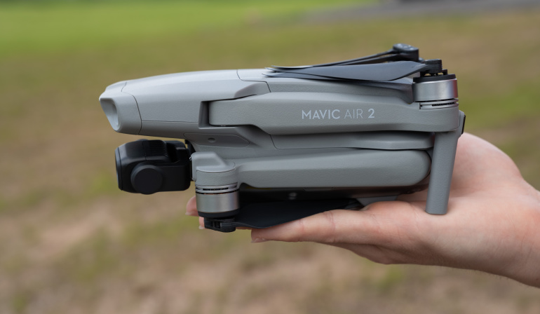 Karbist välja: DJI Mavic Air 2 droon
