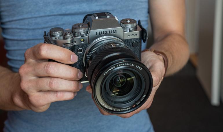 Karbist välja: Fujifilm X-T4 hübriidkaamera