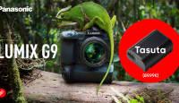 Panasonic Lumix G9 hübriidkaamera on müügil soodushinnaga + kingituseks lisaaku