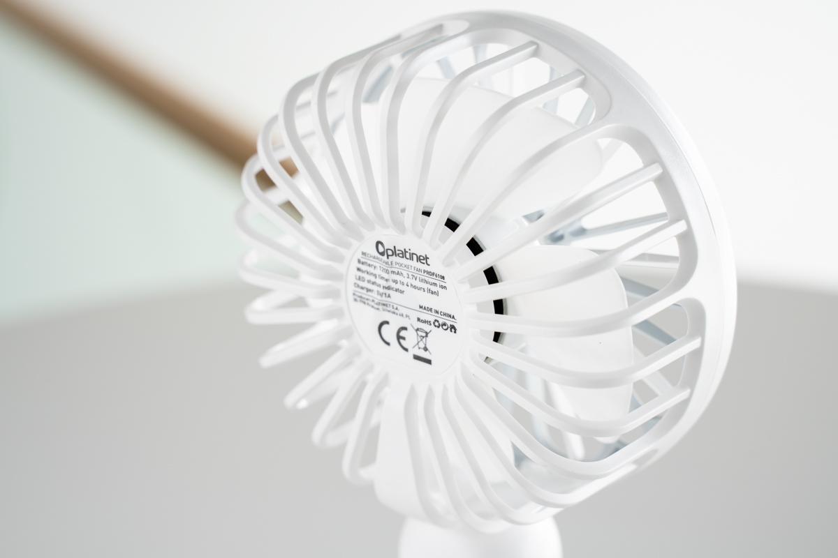 Platinet ventilaator