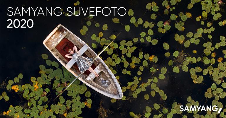 """Suvele pühendatud """"Samyang Suvefoto 2020"""" konkurss hakkab lõppema!"""