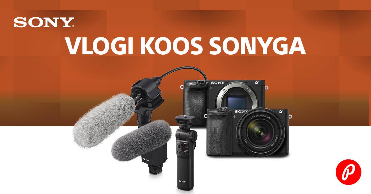 Sony a6600 ja a6400