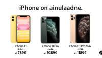 Apple iPhone 11 Pro ja Pro Max on müügil suvise soodushinnaga