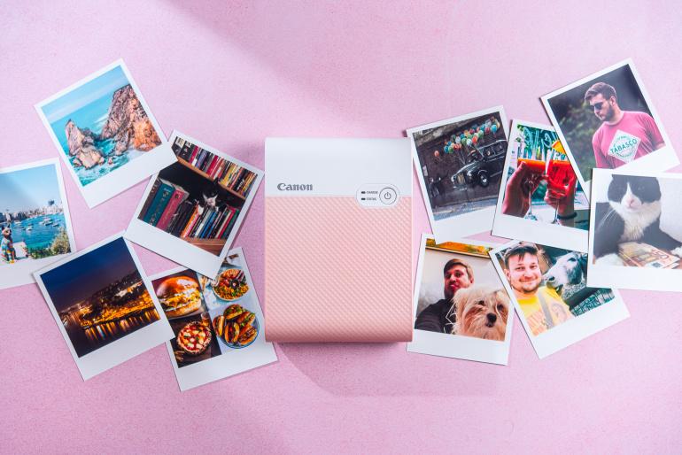 Digitest.ee: Canon Selphy Square QX10 – väga ilusad väljatrükid käigu pealt