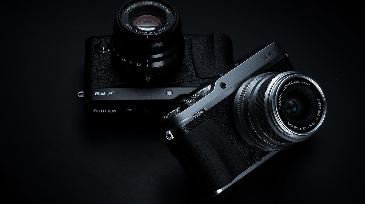 Fujifilm X-E3 hübriidkaamera