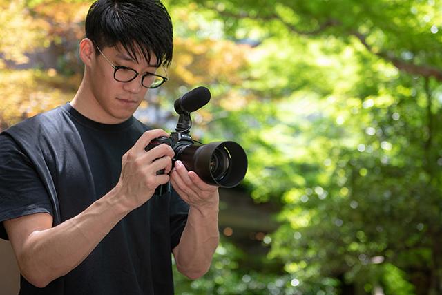 Nikon Z5 hubriidkaamera