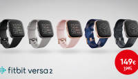 Fitbit Versa 2 nutikell on 24. jaanuarini müügil soodushinnaga + kingitus