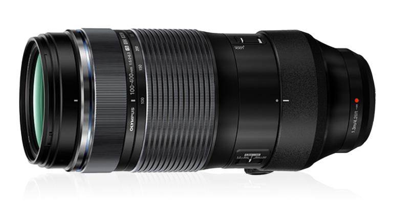 Uus objektiiv Olympuselt – M.Zuiko Digital ED 100-400mm f/5.0-6.3 IS