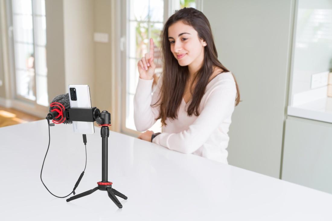 Boya vlogging kit