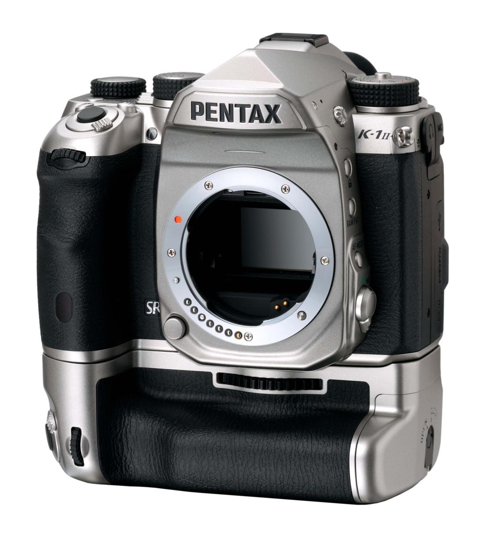 Pentax K-1 II Silver Edition