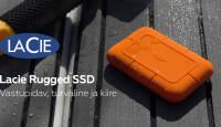 Photopoint soovitab: LaCie Rugged seeria välised kõvakettad on kuni -40€