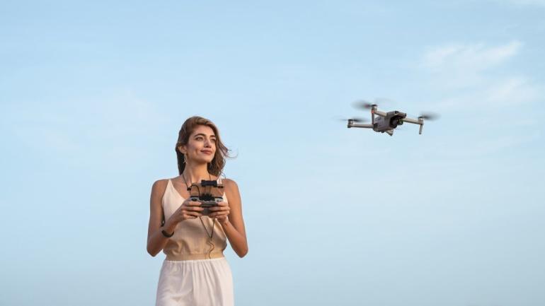 Suur tarkvarauuendus DJI Mavic Air 2 droonidele