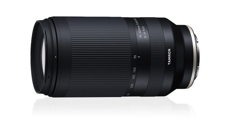 Uus telesuumobjektiiv Tamronilt – Tamron 70-300mm f/4.5-6.3 Di III RXD