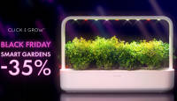 #blackfriday: Click and Grow nutiaiad on lausa 35% soodsamad