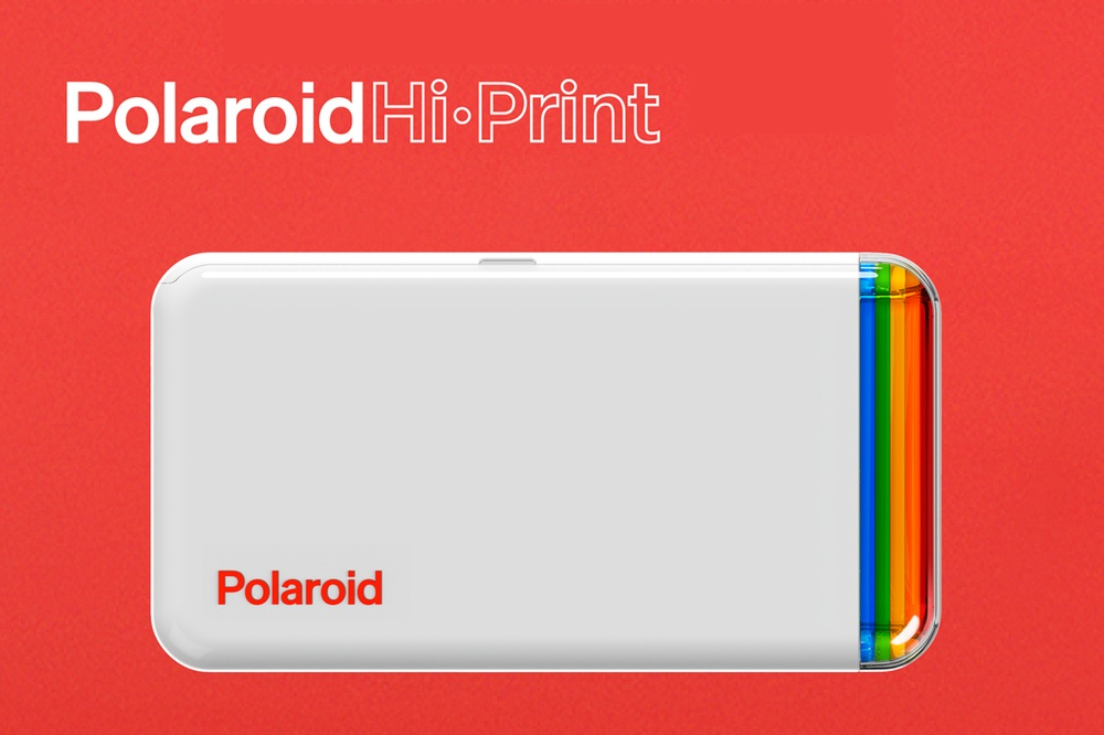 Polaroid Hi-Print taskuprinter