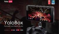 YoloBox - kõik otseülekandeks vajalik ühes kompaktses seadmes