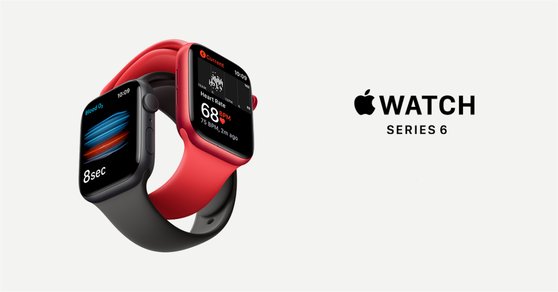 Apple Watch Series 6 nutikell