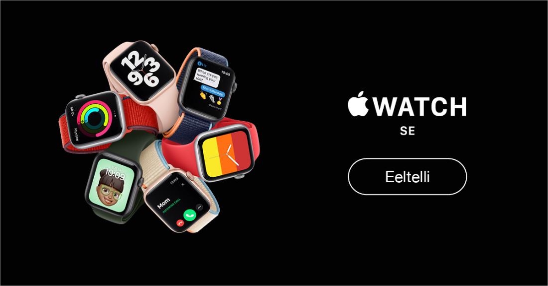 Apple Watch SE nutikell