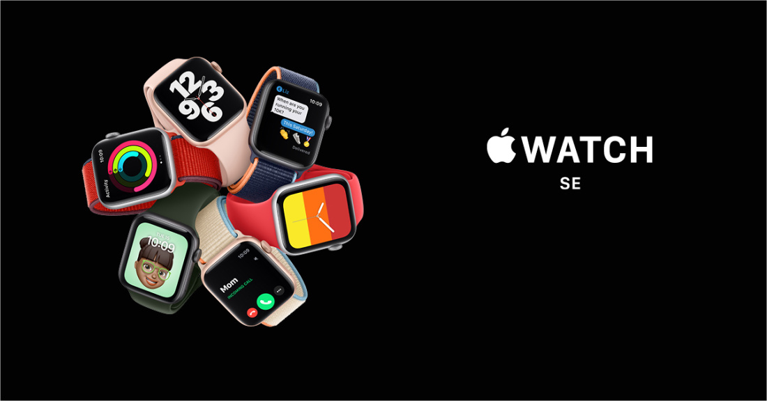 Apple Watch SE nutikell